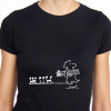 Camiseta mujer pentagrama
