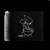 Bloc notas percusionista timbal
