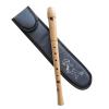 Funda flauta pico turquesa niño